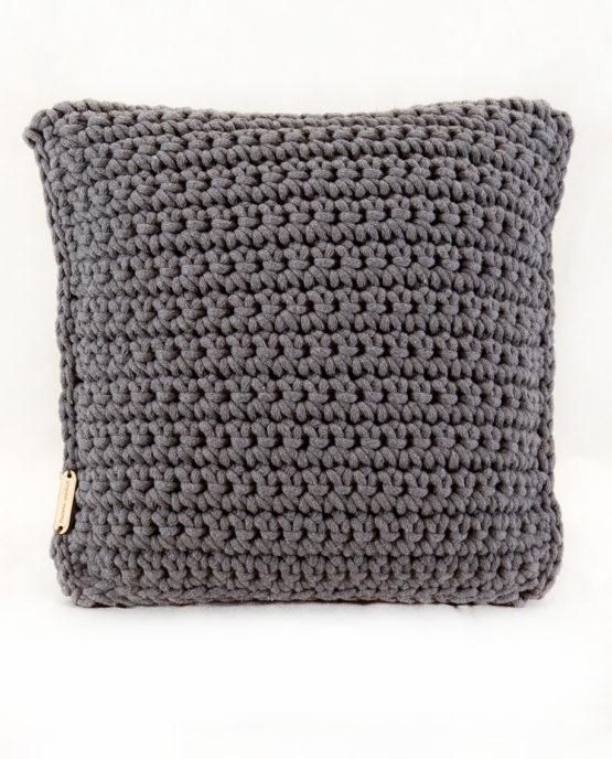 poduszka wykonana hand made ze sznurka sklep