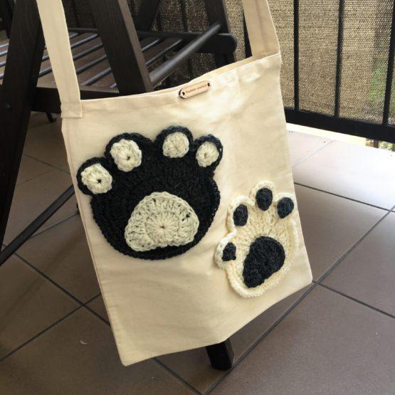 torba z bawełny torba ekologiczna elegancka praktyczna