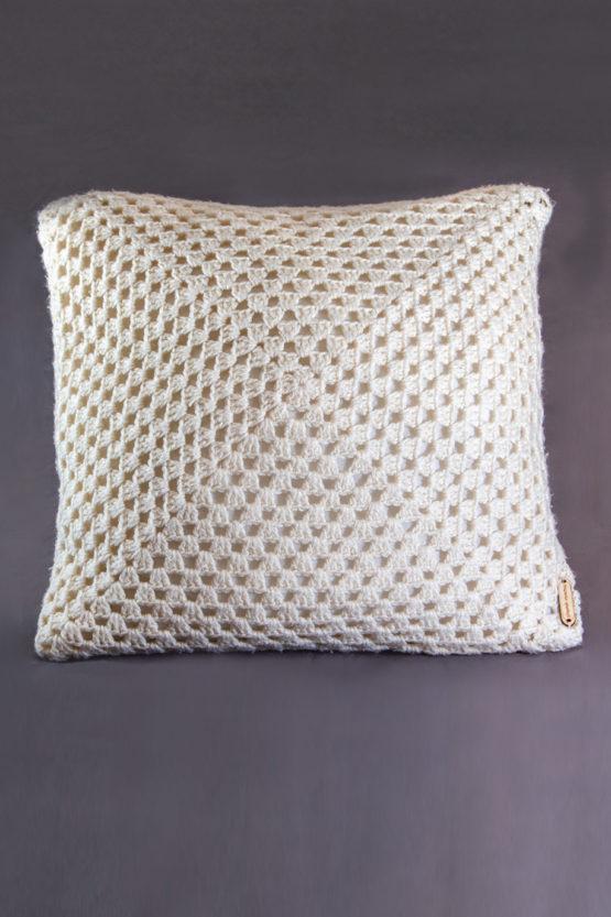 poduszka dekoracyja pracownia sznurka
