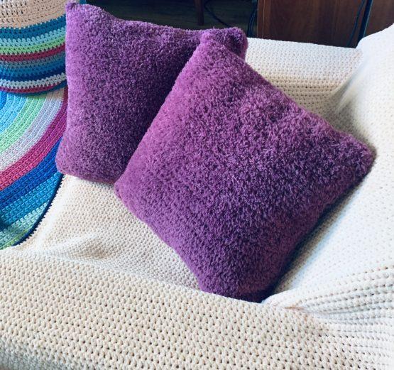 poduszki dekoracyjne handmade
